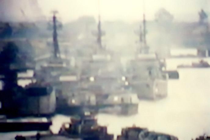 Cau B BTLHQ ngay 30 thang 4 1975